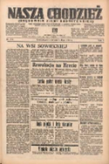 Nasza Chodzież: organ poświęcony obronie interesów narodowych na zachodnich ziemiach Polski 1938.07.31 R.9 Nr173