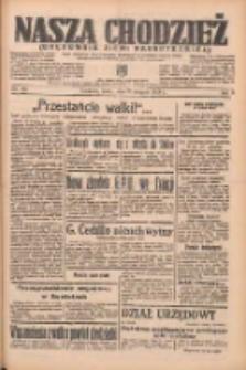 Nasza Chodzież: organ poświęcony obronie interesów narodowych na zachodnich ziemiach Polski 1938.08.31 R.9 Nr198