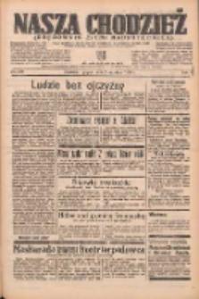 Nasza Chodzież: organ poświęcony obronie interesów narodowych na zachodnich ziemiach Polski 1938.09.02 R.9 Nr200