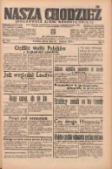 Nasza Chodzież: organ poświęcony obronie interesów narodowych na zachodnich ziemiach Polski 1938.09.30 R.9 Nr224