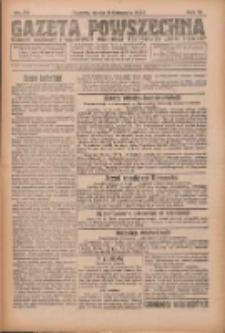 Gazeta Powszechna 1925.11.11 R.6 Nr261