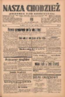 Nasza Chodzież: organ poświęcony obronie interesów narodowych na zachodnich ziemiach Polski 1938.12.01 R.9 Nr275