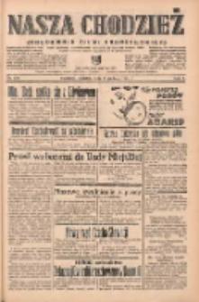 Nasza Chodzież: organ poświęcony obronie interesów narodowych na zachodnich ziemiach Polski 1938.12.04 R.9 Nr278