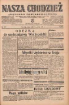 Nasza Chodzież: organ poświęcony obronie interesów narodowych na zachodnich ziemiach Polski 1938.12.21 R.9 Nr291