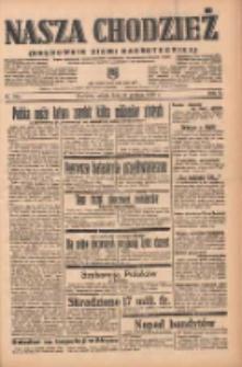 Nasza Chodzież: organ poświęcony obronie interesów narodowych na zachodnich ziemiach Polski 1938.12.24 R.9 Nr294
