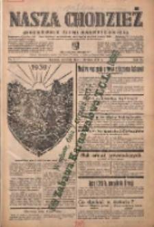 Nasza Chodzież: organ poświęcony obronie interesów narodowych na zachodnich ziemiach Polski 1939.01.01 R.10 Nr1