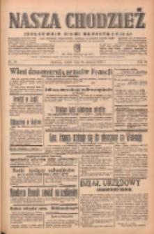 Nasza Chodzież: organ poświęcony obronie interesów narodowych na zachodnich ziemiach Polski 1939.01.31 R.10 Nr25