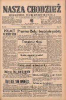 Nasza Chodzież: organ poświęcony obronie interesów narodowych na zachodnich ziemiach Polski 1939.02.05 R.10 Nr29