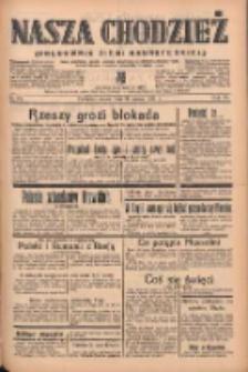 Nasza Chodzież: organ poświęcony obronie interesów narodowych na zachodnich ziemiach Polski 1939.03.24 R.10 Nr69