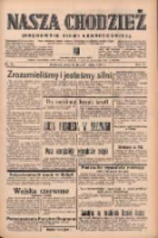 Nasza Chodzież: organ poświęcony obronie interesów narodowych na zachodnich ziemiach Polski 1939.03.30 R.10 Nr74
