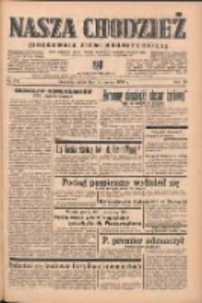 Nasza Chodzież: organ poświęcony obronie interesów narodowych na zachodnich ziemiach Polski 1939.06.10 R.10 Nr131