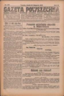 Gazeta Powszechna 1925.11.24 R.6 Nr272