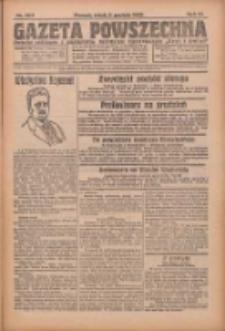 Gazeta Powszechna 1925.12.08 R.6 Nr284