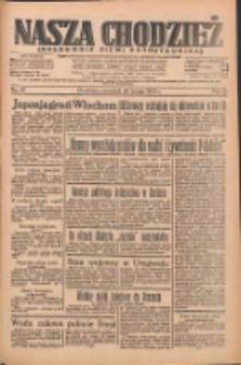 Nasza Chodzież: organ poświęcony obronie interesów narodowych na zachodnich ziemiach Polski 1935.02.28 R.6 Nr49