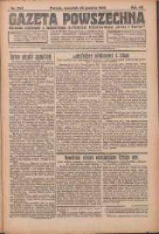 Gazeta Powszechna 1926.12.23 R.7 Nr294