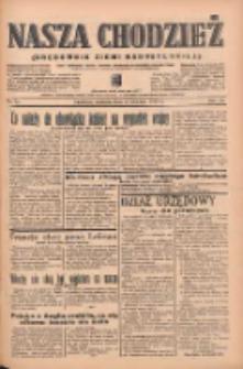 Nasza Chodzież: organ poświęcony obronie interesów narodowych na zachodnich ziemiach Polski 1939.04.02 R.10 Nr77