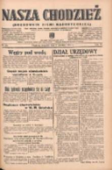 Nasza Chodzież: organ poświęcony obronie interesów narodowych na zachodnich ziemiach Polski 1939.04.06 R.10 Nr80