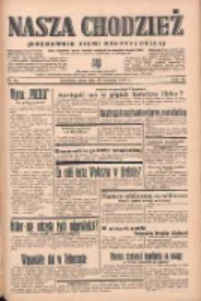 Nasza Chodzież: organ poświęcony obronie interesów narodowych na zachodnich ziemiach Polski 1939.04.26 R.10 Nr96