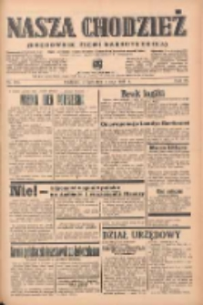Nasza Chodzież: organ poświęcony obronie interesów narodowych na zachodnich ziemiach Polski 1939.05.02 R.10 Nr101