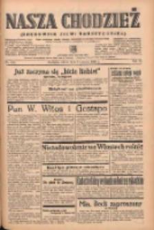 Nasza Chodzież: organ poświęcony obronie interesów narodowych na zachodnich ziemiach Polski 1939.06.03 R.10 Nr126