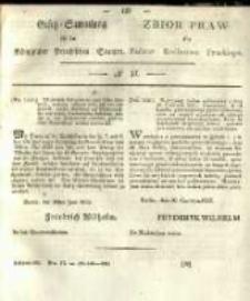 Gesetz-Sammlung für die Königlichen Preussischen Staaten. 1833 No13