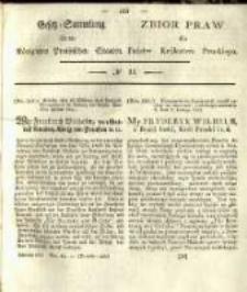 Gesetz-Sammlung für die Königlichen Preussischen Staaten. 1833 No14