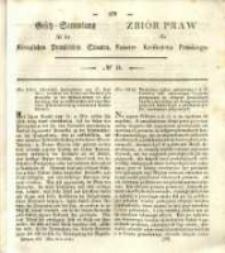 Gesetz-Sammlung für die Königlichen Preussischen Staaten. 1837 No16