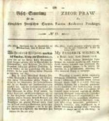 Gesetz-Sammlung für die Königlichen Preussischen Staaten. 1838 No11