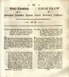 Gesetz-Sammlung für die Königlichen Preussischen Staaten. 1838 No24