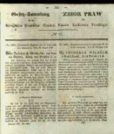 Gesetz-Sammlung für die Königlichen Preussischen Staaten. 1841 No17