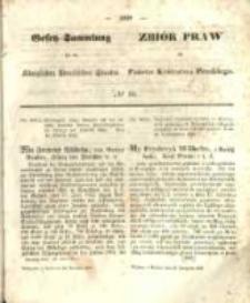 Gesetz-Sammlung für die Königlichen Preussischen Staaten. 1853.11.23 No60
