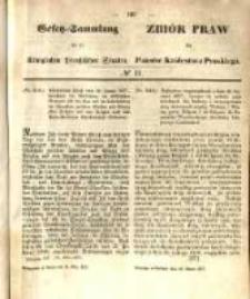 Gesetz-Sammlung für die Königlichen Preussischen Staaten. 1857.03.14 No11