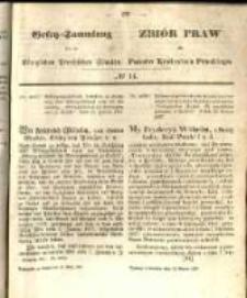 Gesetz-Sammlung für die Königlichen Preussischen Staaten. 1857.03.24 No14
