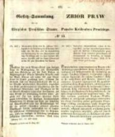 Gesetz-Sammlung für die Königlichen Preussischen Staaten. 1857.03.30 No15