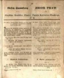 Gesetz-Sammlung für die Königlichen Preussischen Staaten. 1857.04.30 No23