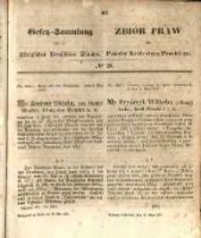 Gesetz-Sammlung für die Königlichen Preussischen Staaten. 1857.05.23 No24