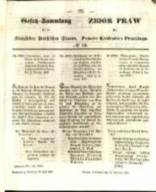 Gesetz-Sammlung für die Königlichen Preussischen Staaten. 1857.06.26 No33