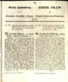 Gesetz-Sammlung für die Königlichen Preussischen Staaten. 1857.08.05 No41