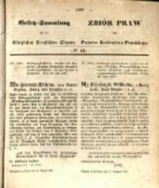 Gesetz-Sammlung für die Königlichen Preussischen Staaten. 1857.08.21 No44