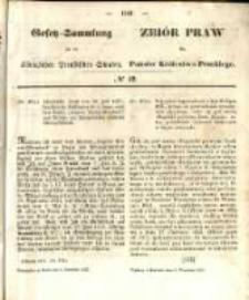 Gesetz-Sammlung für die Königlichen Preussischen Staaten. 1857.09.08 No49