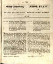 Gesetz-Sammlung für die Königlichen Preussischen Staaten. 1857.11.21 No59