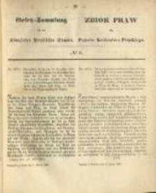 Gesetz-Sammlung für die Königlichen Preussischen Staaten. 1868.02.05 No6