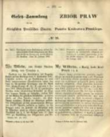 Gesetz-Sammlung für die Königlichen Preussischen Staaten. 1868.04.24 No26