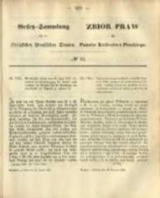 Gesetz-Sammlung für die Königlichen Preussischen Staaten. 1868.08.12 No53