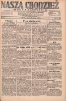 Nasza Chodzież: dziennik poświęcony obronie interesów narodowych na zachodnich ziemiach Polski 1931.03.03 R.9(2) Nr50
