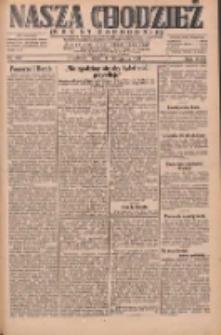 Nasza Chodzież: dziennik poświęcony obronie interesów narodowych na zachodnich ziemiach Polski 1931.11.11 R.9(2) Nr261
