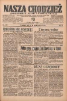 Nasza Chodzież: organ poświęcony obronie interesów narodowych na zachodnich ziemiach Polski 1935.10.26 R.6 Nr248