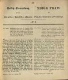 Gesetz-Sammlung für die Königlichen Preussischen Staaten. 1870.02.04 No4