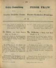 Gesetz-Sammlung für die Königlichen Preussischen Staaten. 1870.03.15 No13