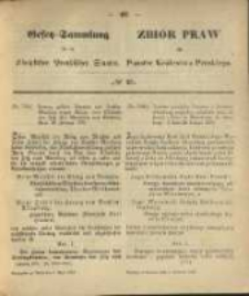 Gesetz-Sammlung für die Königlichen Preussischen Staaten. 1870.04.09 No20